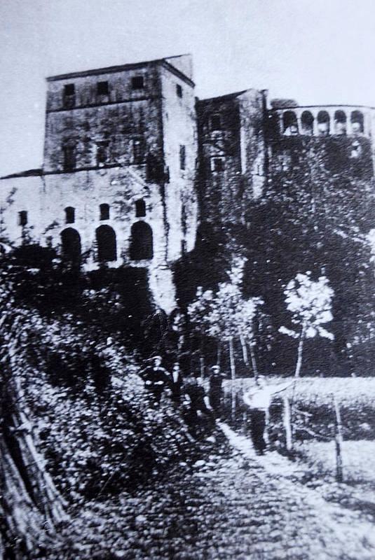 Tuscany Art Print featuring the photograph Castle by Kurt Hausmann