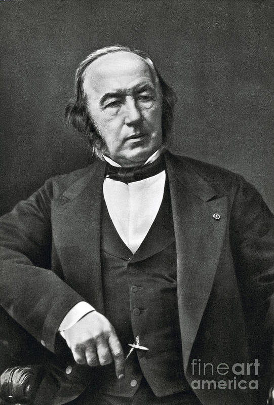 History Art Print featuring the photograph Claude Bernard, French Physiologist by Photo Researchers