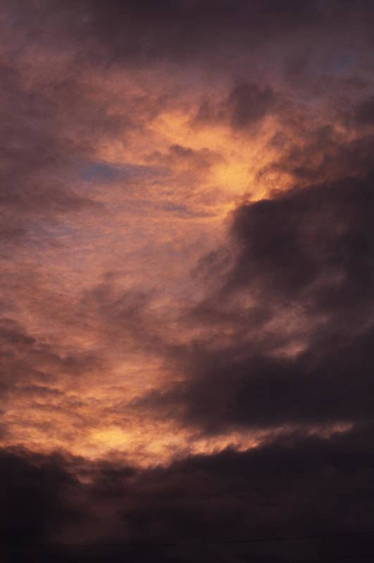 Clay Art Print featuring the photograph Clouds by Clayton Bruster