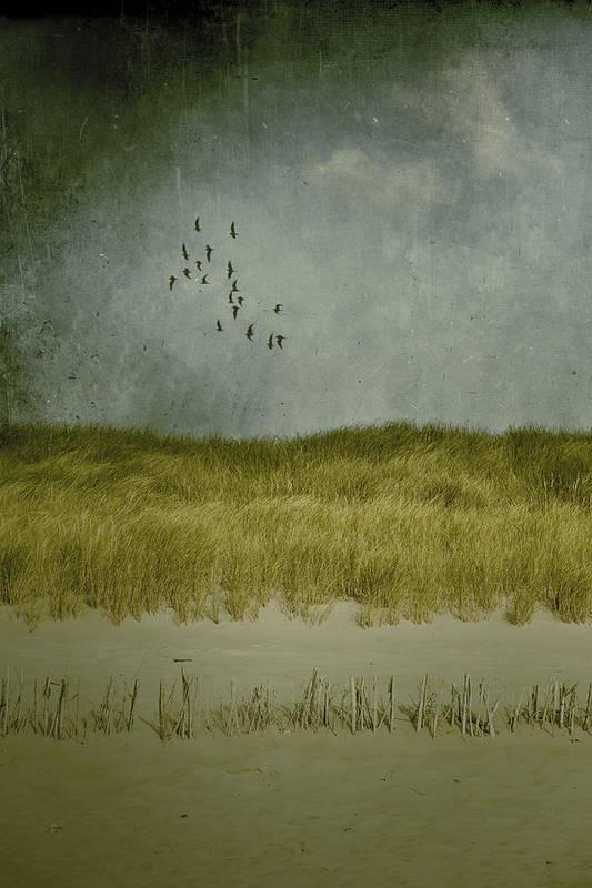 Dune Art Print featuring the photograph Dunes by Joana Kruse