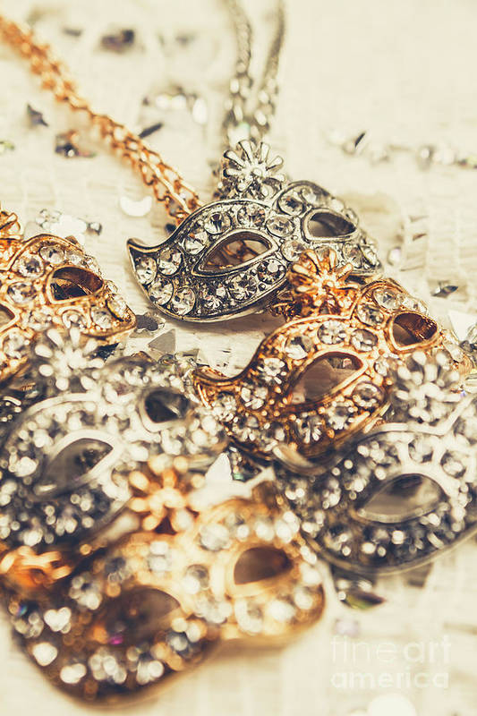 Accessory Art Print featuring the photograph Fancy Dress Timepieces by Jorgo Photography - Wall Art Gallery