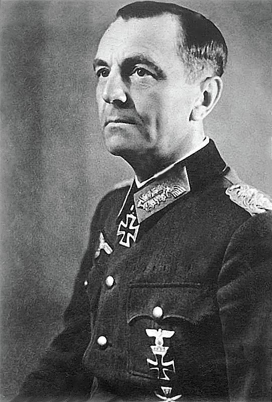 General Friedrich Wilhelm Ernst Paulus 1942 Art Print featuring the photograph General Friedrich Wilhelm Ernst Paulus 1942 by David Lee Guss