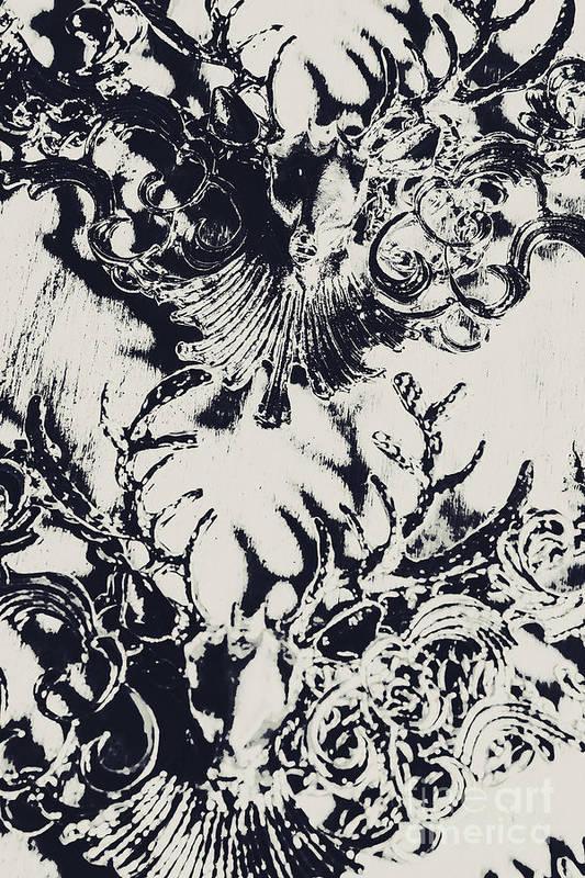 Emblem Art Print featuring the photograph Halls Of Horned Art by Jorgo Photography - Wall Art Gallery