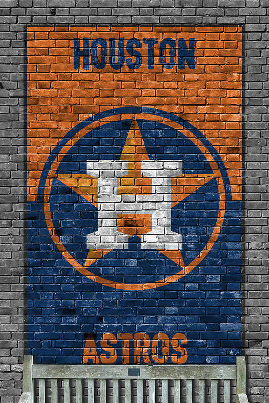 Houston Astros Paintings Fine Art America