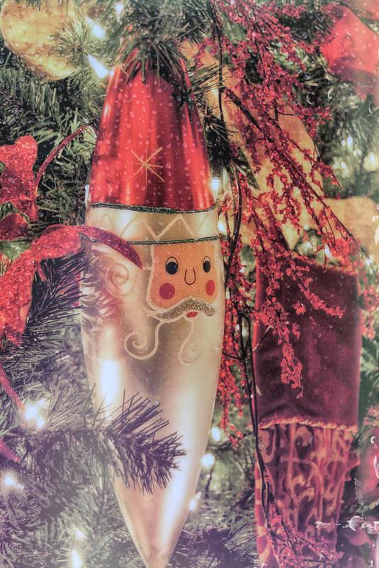 Kringle Art Print featuring the photograph Kringle Jingle by JAMART Photography