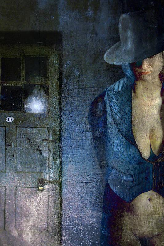 Art Print featuring the photograph No Return After Midnight by Zygmunt Kozimor