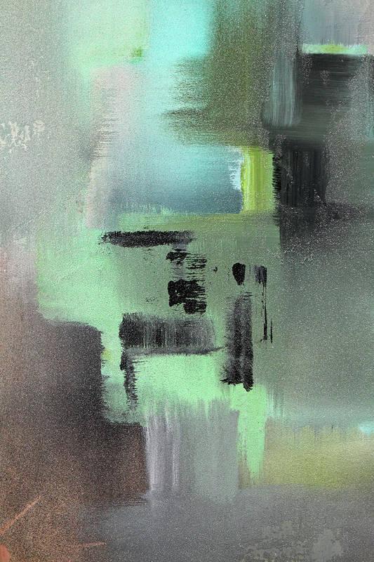 Acrylic Art Print featuring the painting Open Window 3 by Paul Harrington