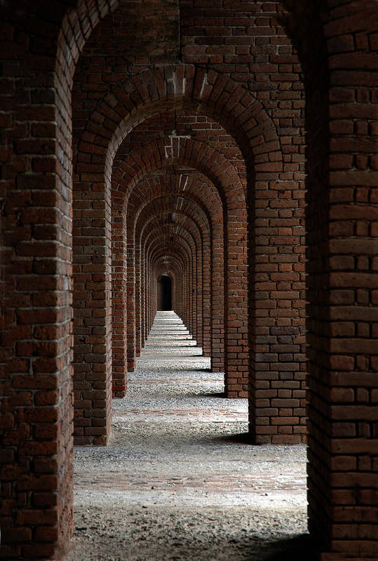 Photography Art Print featuring the photograph Perspectives by Susanne Van Hulst