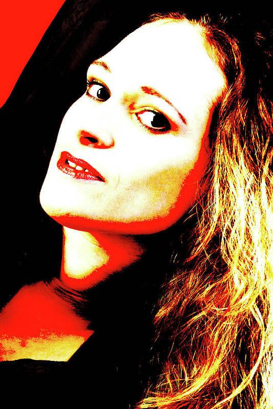 Portrait Art Print featuring the photograph Portrait 2 by Pit Hermann