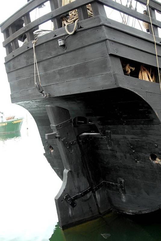 Sailing Ship Art Print featuring the photograph Ship 9 by Joyce StJames
