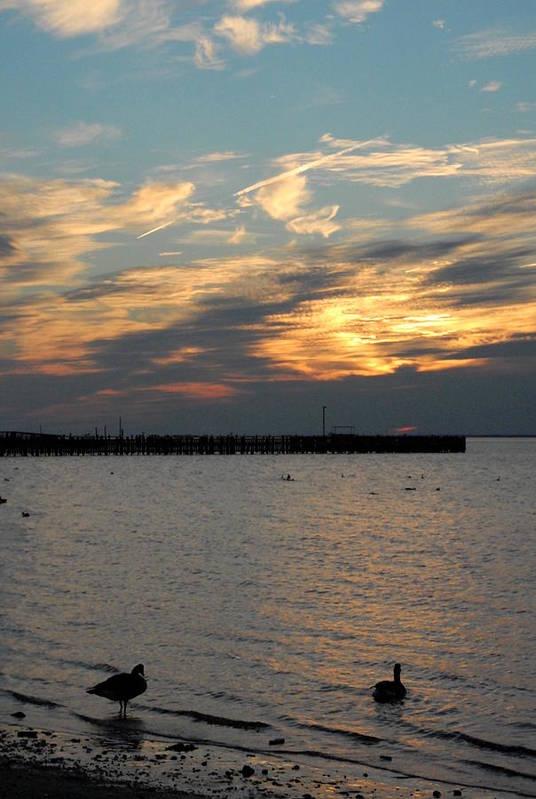 Bay Photographs Art Print featuring the photograph Sunset Bay 18 by Joyce StJames