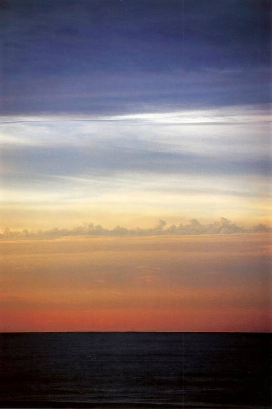 Landscape Art Print featuring the photograph Vertical Number 9 by Sandra Gottlieb