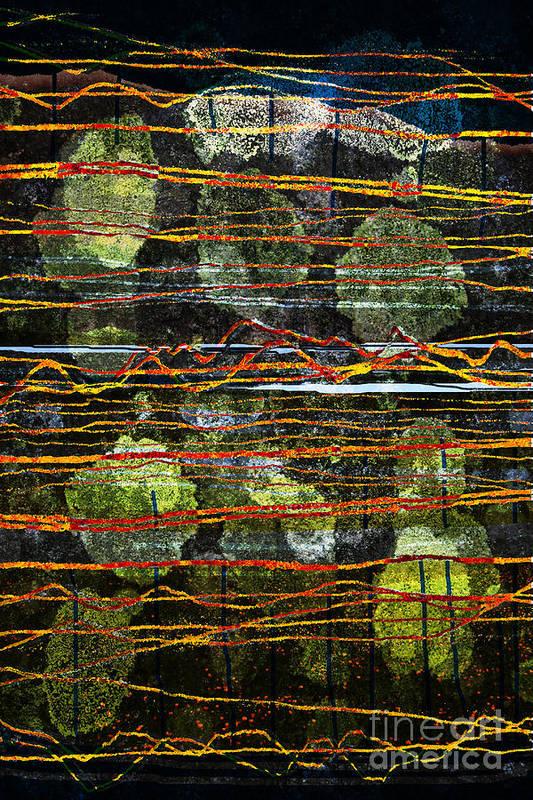 Westmorland Art Print featuring the digital art Westmorland by Andy Mercer