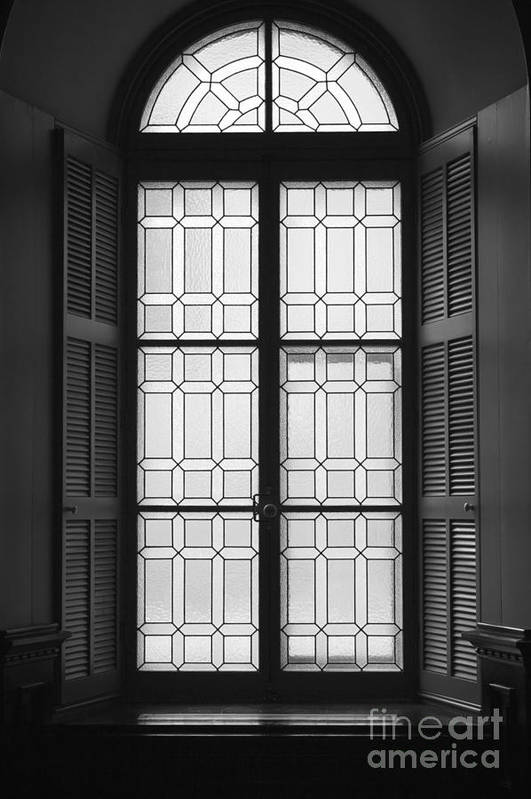 Window Art Print featuring the photograph Window by Hideaki Sakurai