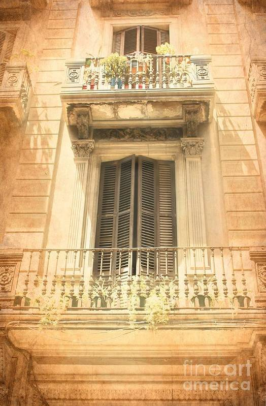 Barcelona Art Print featuring the photograph Barcelona Style by Sophie Vigneault