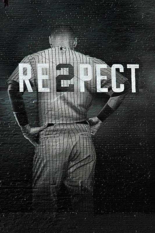 Yankees Art Print featuring the photograph Derek Jeter by Jewels Hamrick