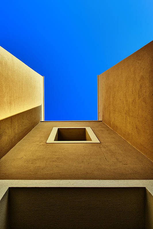 Crete Art Print featuring the photograph Cretan Architecture VIII by Martin Wackenhut
