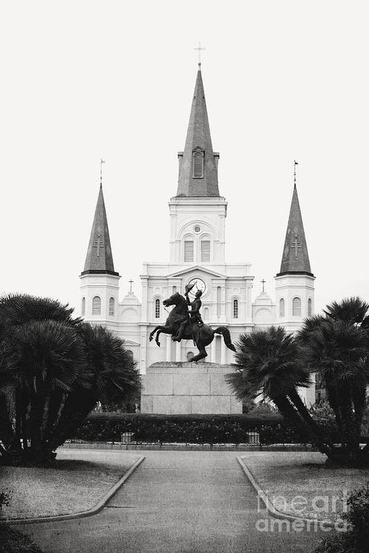 New Orleans Art Print featuring the photograph Heart and Soul of New Orleans by Kim Fearheiley