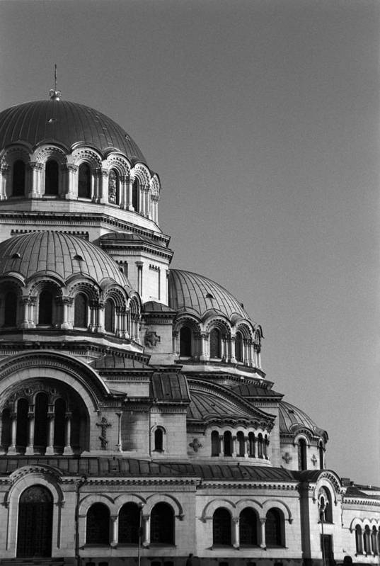 Sofia Art Print featuring the photograph Sophia church by Marcus Best