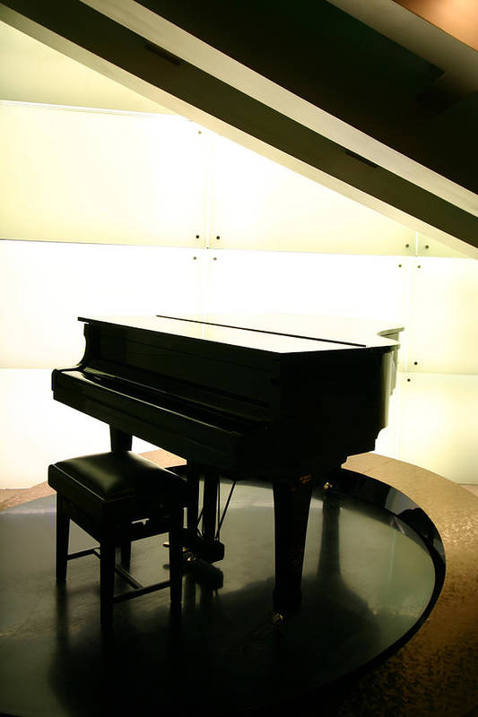 Piano Art Print featuring the photograph Piano by Peterhung101