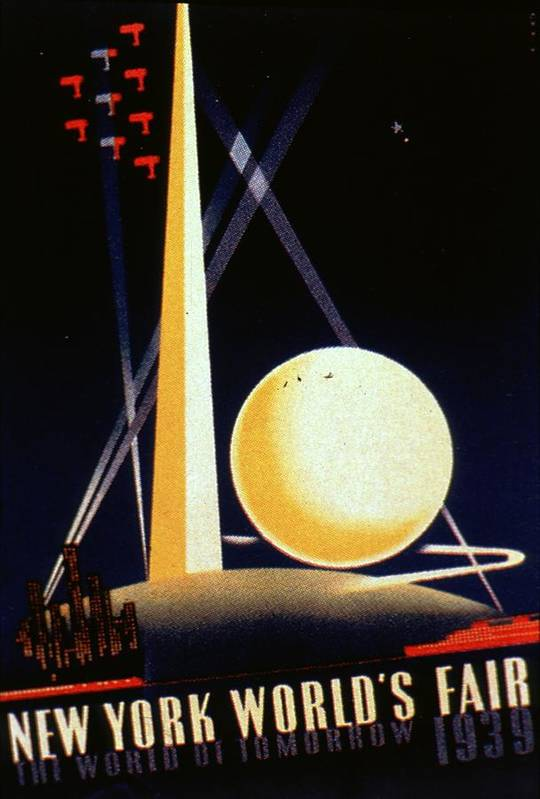 1930-1939 Art Print featuring the photograph The World Of Tomorrow by Mpi