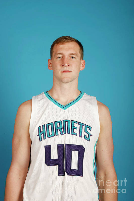 Media Day Art Print featuring the photograph Cody Zeller by Brock Williams-smith