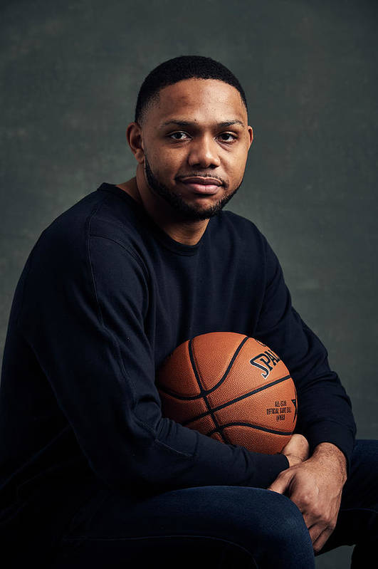 Event Art Print featuring the photograph Eric Gordon by Jennifer Pottheiser