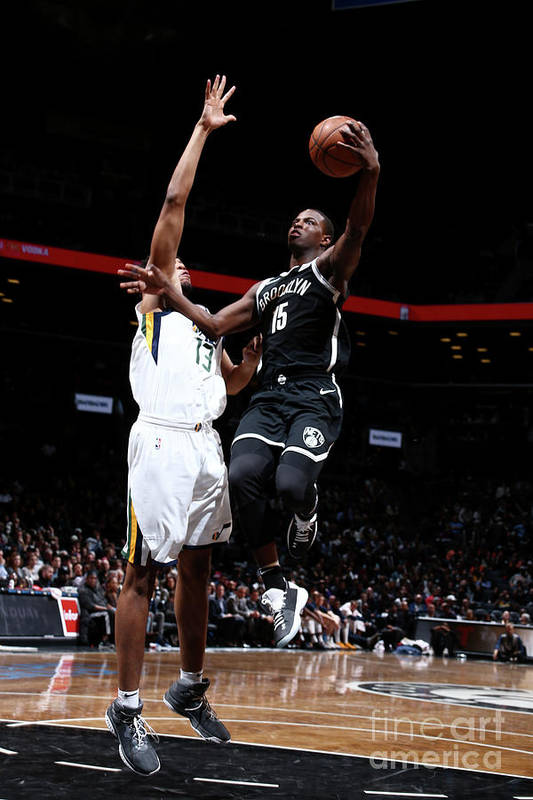 Nba Pro Basketball Art Print featuring the photograph Isaiah Whitehead by Nathaniel S. Butler