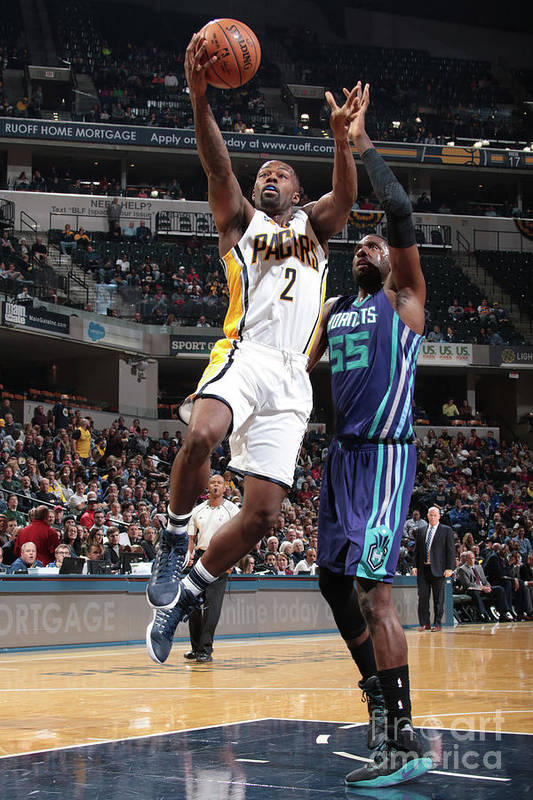 Nba Pro Basketball Art Print featuring the photograph Rodney Stuckey by Ron Hoskins