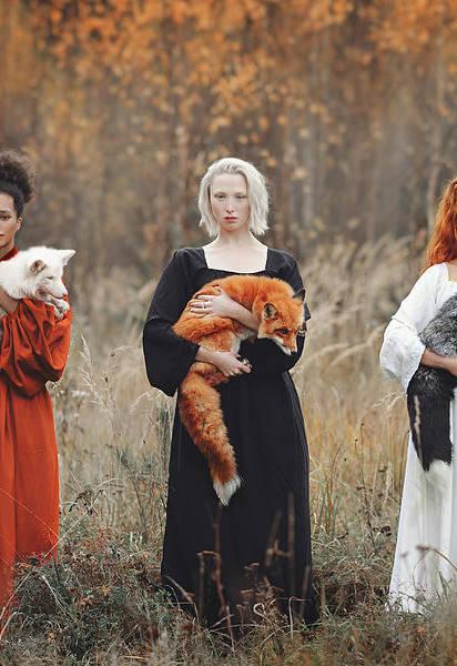 Autumn Art Print featuring the photograph Autumn Equinox by Anastasiya Dobrovolskaya