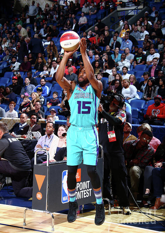 Event Art Print featuring the photograph Kemba Walker by Nathaniel S. Butler
