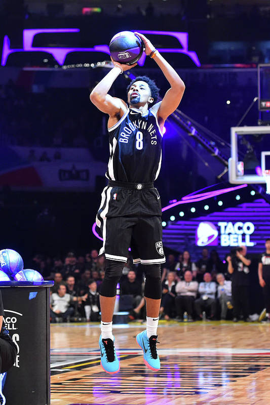 Event Art Print featuring the photograph Spencer Dinwiddie by Jesse D. Garrabrant
