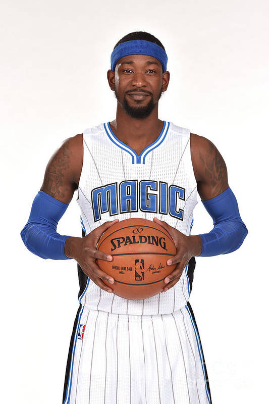 Nba Pro Basketball Art Print featuring the photograph Terrence Ross by Gary Bassing