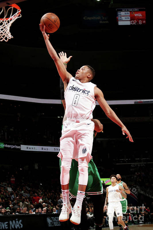 Nba Pro Basketball Art Print featuring the photograph Tim Frazier by Ned Dishman