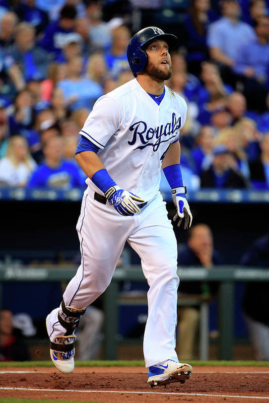 People Art Print featuring the photograph Alex Gordon by Jamie Squire