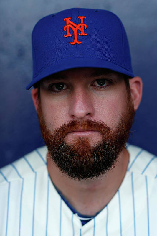 Media Day Art Print featuring the photograph Bobby Parnell by Chris Trotman