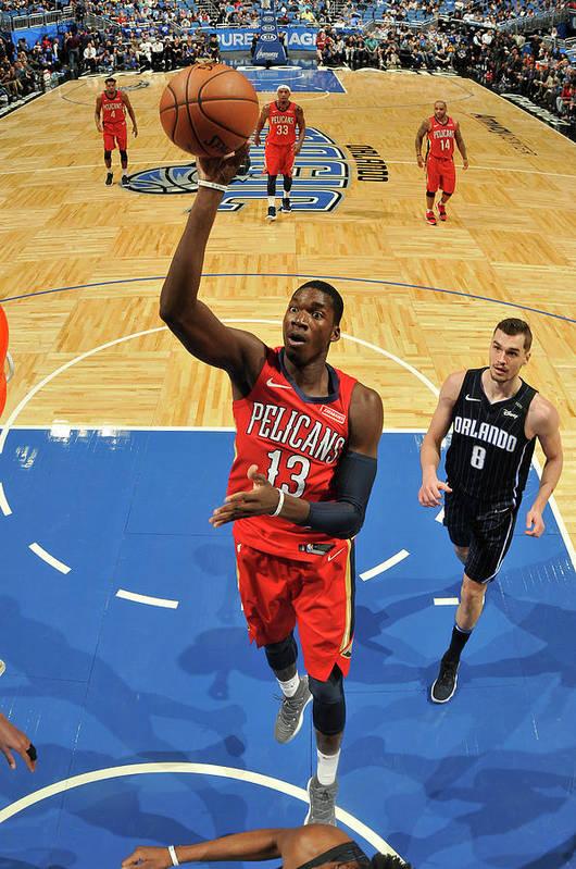 Nba Pro Basketball Art Print featuring the photograph Cheick Diallo by Fernando Medina