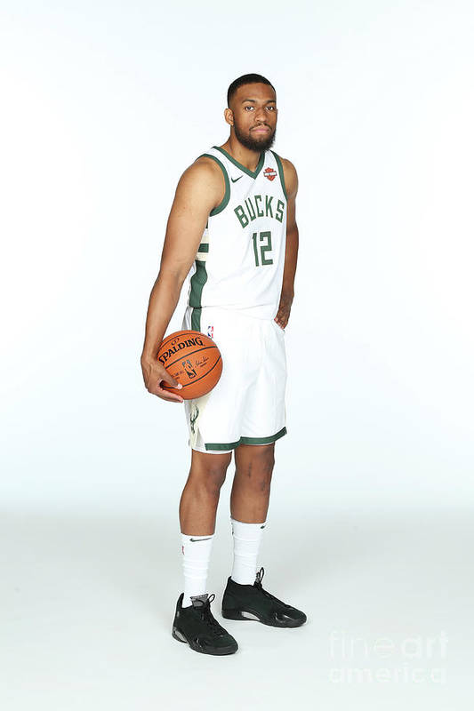 Media Day Art Print featuring the photograph Jabari Parker by Gary Dineen