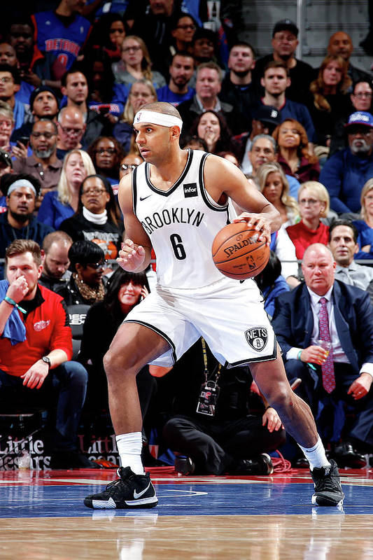 Nba Pro Basketball Art Print featuring the photograph Jared Dudley by Brian Sevald