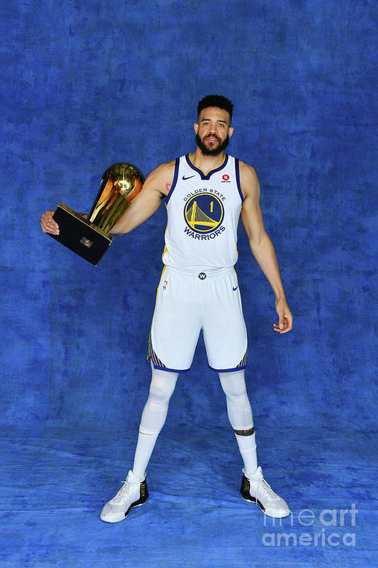 Playoffs Art Print featuring the photograph Javale Mcgee by Jesse D. Garrabrant