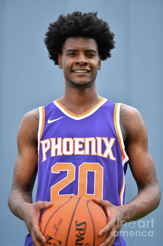 Nba Pro Basketball Art Print featuring the photograph Josh Jackson by Jesse D. Garrabrant