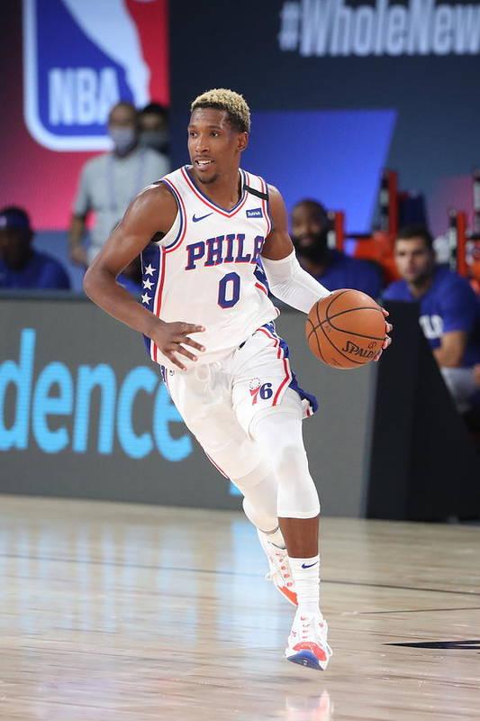 Nba Pro Basketball Art Print featuring the photograph Josh Richardson by Joe Murphy