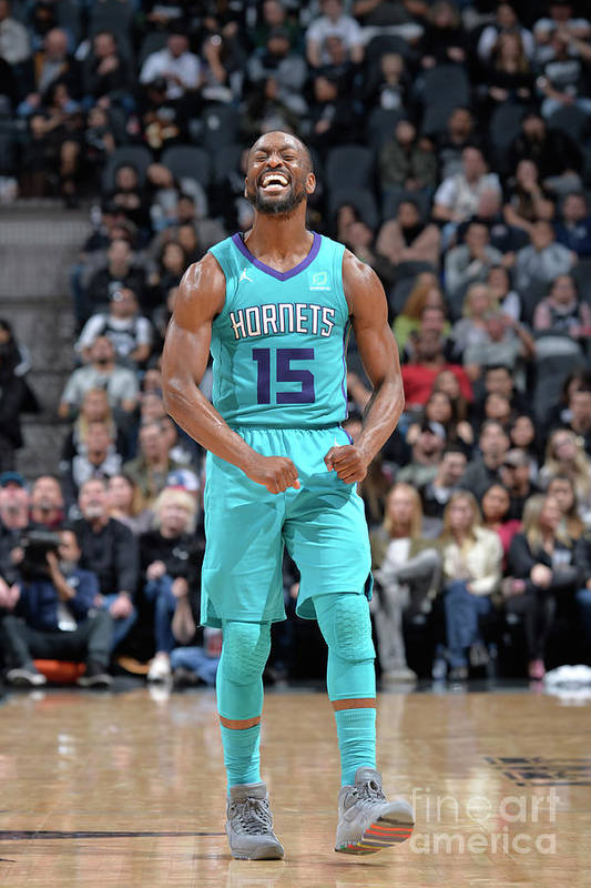 Kemba Walker Art Print featuring the photograph Kemba Walker by Mark Sobhani
