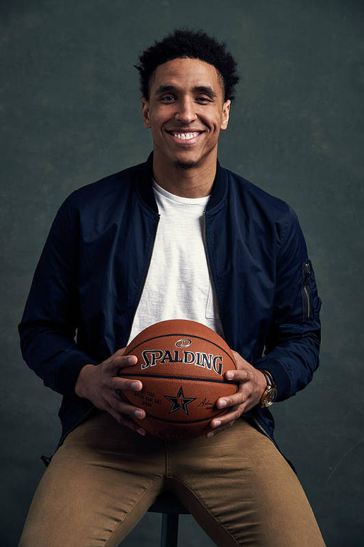 Event Art Print featuring the photograph Malcolm Brogdon by Jennifer Pottheiser