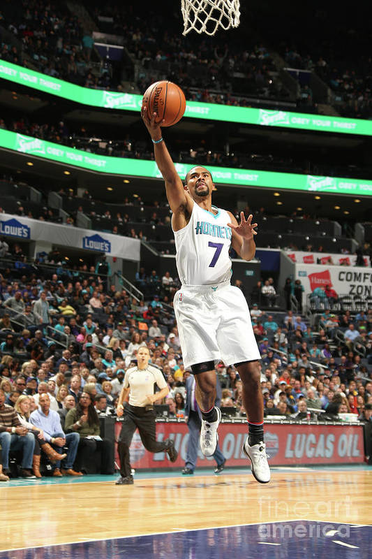 Nba Pro Basketball Art Print featuring the photograph Ramon Sessions by Kent Smith