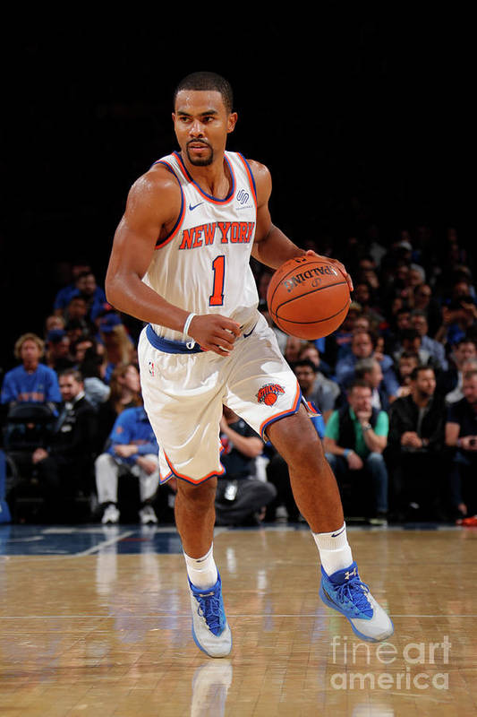 Nba Pro Basketball Art Print featuring the photograph Ramon Sessions by Nathaniel S. Butler