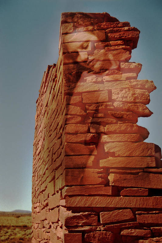 Indian Ruins Art Print featuring the photograph Spirit Of Wupatki by Richard Henne