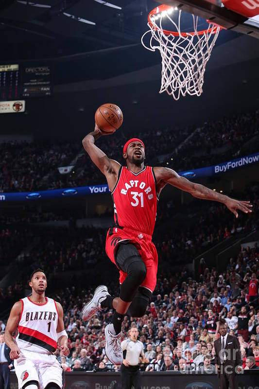 Nba Pro Basketball Art Print featuring the photograph Terrence Ross by Sam Forencich