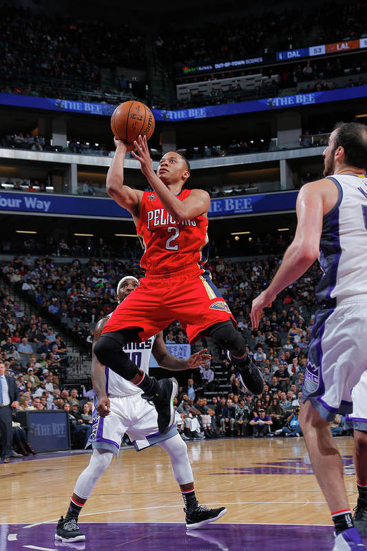 Nba Pro Basketball Art Print featuring the photograph Tim Frazier by Rocky Widner