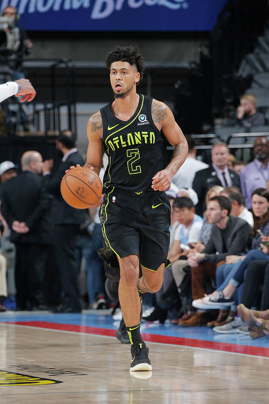 Nba Pro Basketball Art Print featuring the photograph Tyler Dorsey by Rocky Widner